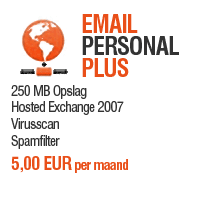 Email Personal Plus