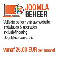 Joomla Beheer