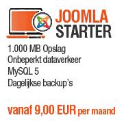 Joomla Starter